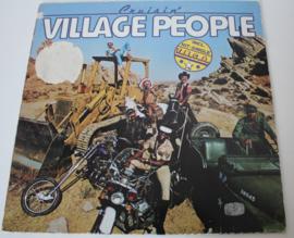 LP THE VILLAGE PEOPLE CRUISIN