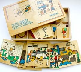 EDUCO vintage schoolwerk