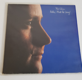 LP PHIL COLLINS , I MUST BE GOING