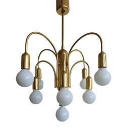 VINTAGE LAMP, HOLLYWOOD REGENCY