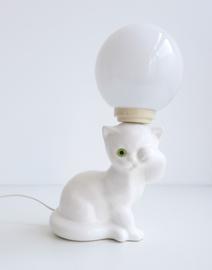 VINTAGE 80 S LAMPJE
