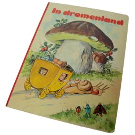 "BOEK ""IN DROMENLAND"""