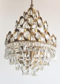 HOLLYWOOD REGENCY LAMP, PALWA