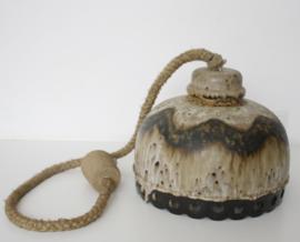 GROTE WEST GERMANY KERAMIEK LAMP