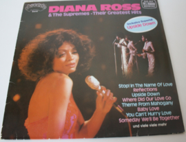 LP DIANA ROSS & THE SUPREMES
