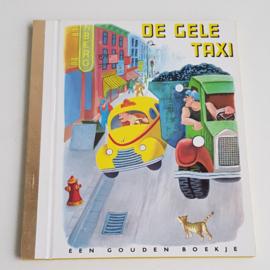GOUDEN BOEKJE DE GELE TAXI