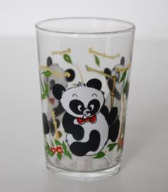 RETRO PANDA GLAS