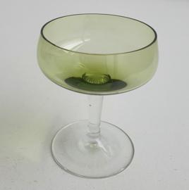VINTAGE GLAS , COCKTAILGLAS