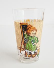 VINTAGE SARAH KAY GLAS