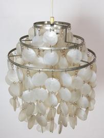 VERNER PANTON SCHELPEN LAMP