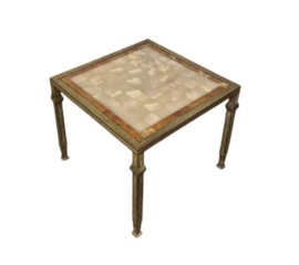 HOLLYWOOD REGENCY TAFEL