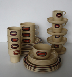 RETRO CAMPING SERVIES MEPAL 4 PERS