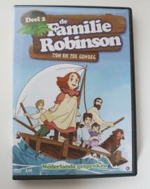DVD FAMILIE ROBINSON deel 2
