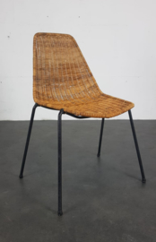BASKET CHAIR GIANCARLO LEGLER