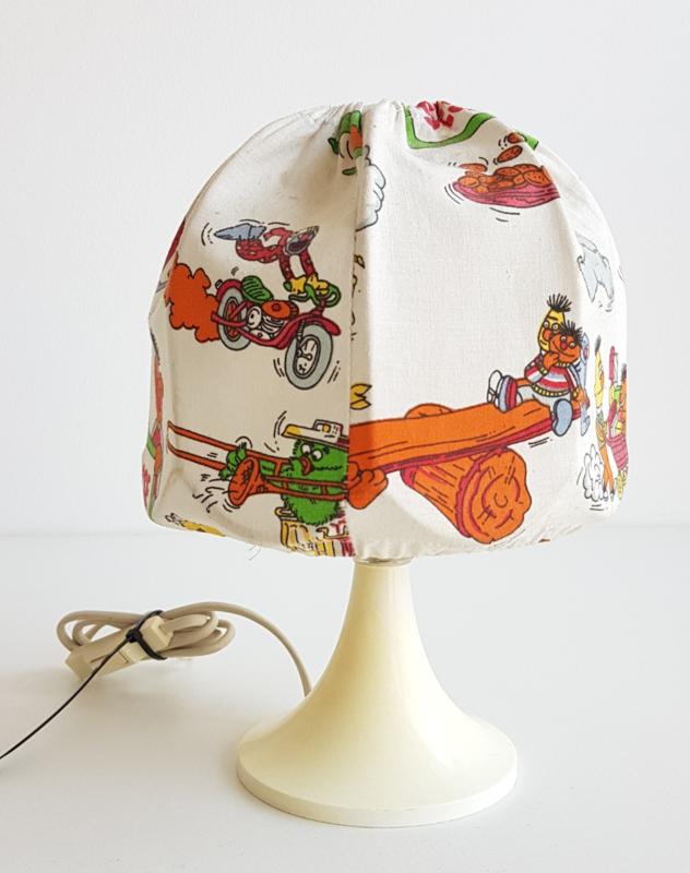 VINTAGE SESAMSTRAAT LAMP