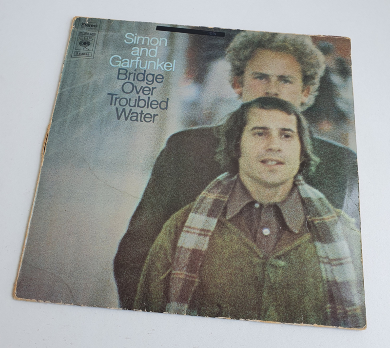 LP SIMON AND GARFUNKEL