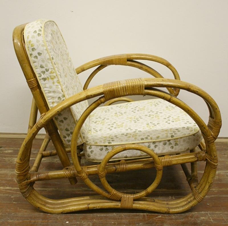 Retro Rotan Kinderstoeltje.Vintage Rotan Kinderstoel Verkocht Woonzonden