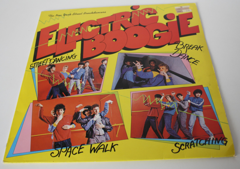 LP ELECTRIC BOOGIE