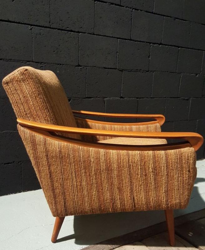 Vintage Design Fauteuil.Vintage Design Fauteuil Lifa Verkocht Woonzonden