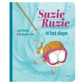 Suzie Ruzie in het diepe