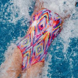 Sportbadpak Aquafeel Rainbow Diamonds LTD. ED.