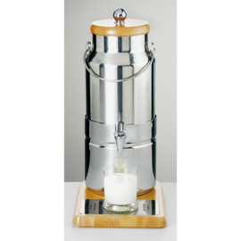 "Melkdispenser ""Top Fresh Wood"", 5 liter"