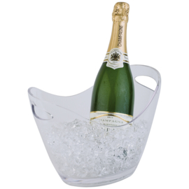 Eissens FSE wijn/champagne koeler transparant