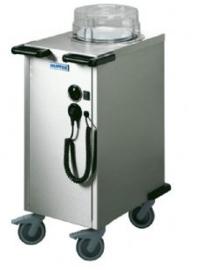 Hupfer bordenstapelaar - verwarmd - TE-H 19-26 V