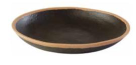 Melamine 'Crocker' Ø20,5 cm