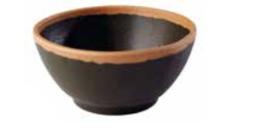 Melamine 'Crocker' Ø12,5 cm