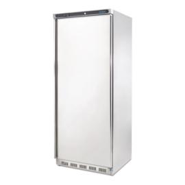 Polar 1 deurs koelkast RVS 600 liter