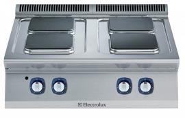 Electrolux Elektrisch fornuis 700XP. 4 kookplaten 230x230
