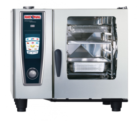 Rational SelfCooking Center SCC 61 E, 5 senses