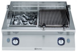 Electrolux lavasteen grill - topmodel - gas