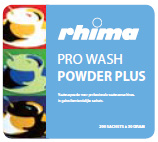 Rhima Pro Wash Powder Plus - 150 sachets