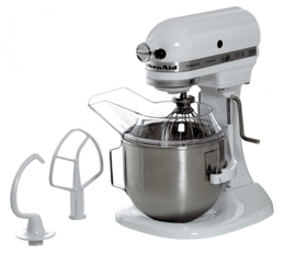 KitchenAid mixer Heavy Dutty KA 5 KPM 5 EWH wit