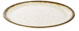 Melamine 'Stone Art' Ø30 cm