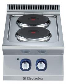 Electrolux Elektrisch fornuis 2 kookplaten