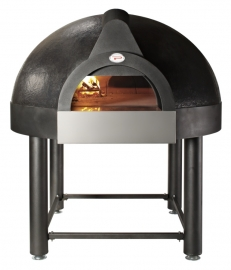 Pizzeria oven op gas en hout - Joy 120 G