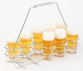 Eissens FSE Glazendrager voor 10 glazen