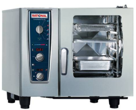 Rational combisteamer CM61E Plus