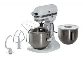 KitchenAid mixer Heavy Dutty 5KPM50EWH wit