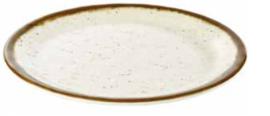 Melamine 'Stone Art' Ø25 cm