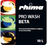 Rhima Pro Wash Beta vaatwasmiddel
