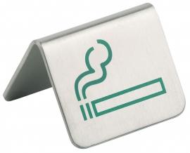 Eissens FSE RVS tafelstandaard - roken toegestaan