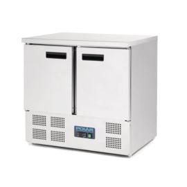 Polar koelwerkbank 240 liter