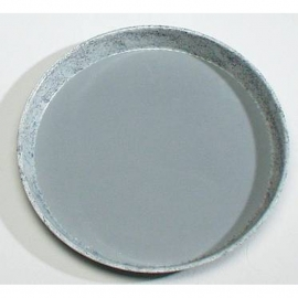 "Eissens FSE Dienblad ""NON SLIP"" ovaal 29 x 21 cm, grijs"