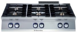 Electrolux Gasfornuis 700XP, 6 branders topmodel