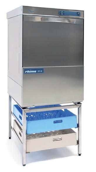 Rhima voorlader  vaatwasmachine  DR 49