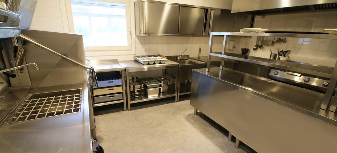 Complete horeca keuken